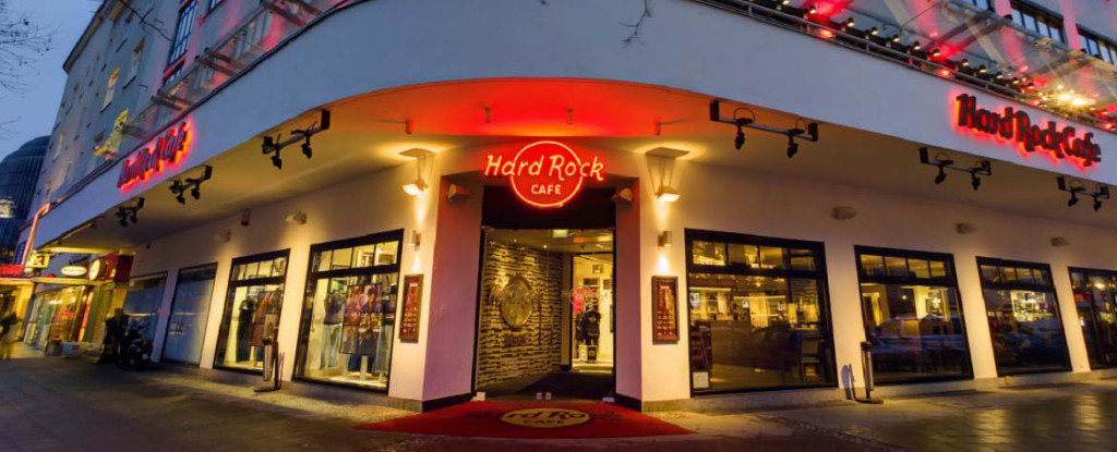 Hard Rock Cafe in Berlin
