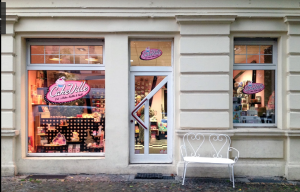 Der süße Laden CakeVille in Berlin