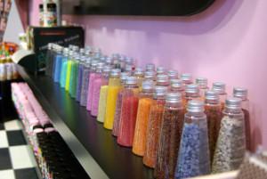 Zucker in allen Farben bei CakeVille