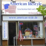 American Lifestyle US Shop in Berlin Temelhof