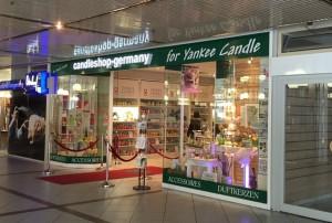 Yankee Candle Shop Berlin im Europa Center